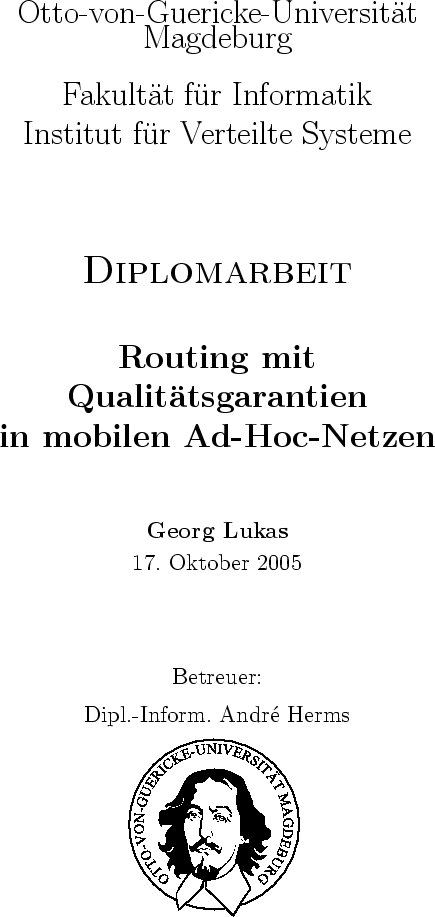 Manets thesis